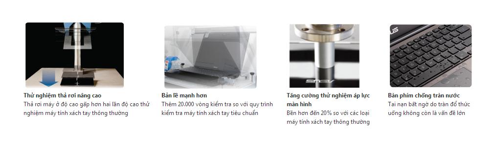 PU401 laptop tinh tế dành cho doanh nhân - 29510
