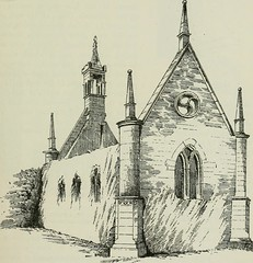 "Image from page 182 of ""The castellated and domestic architecture of Scotland, from the twelfth to the eighteenth century"" (1887)"