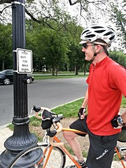 Fun with signage in #bikedc