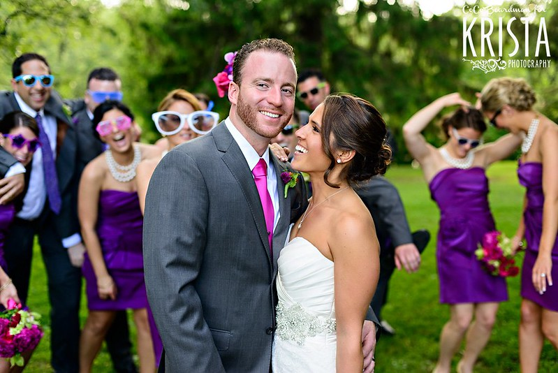 Colorful Spring Wedding at the Omni Providence Hotel
