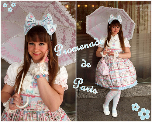 Lolita Outfit of the Day