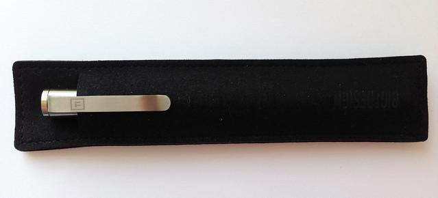 Review: @BIGiDESIGN Titanium Post Raw Pen + Stylus