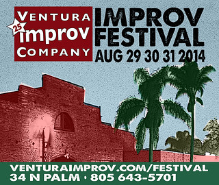 Ventura Improv Festival 2014
