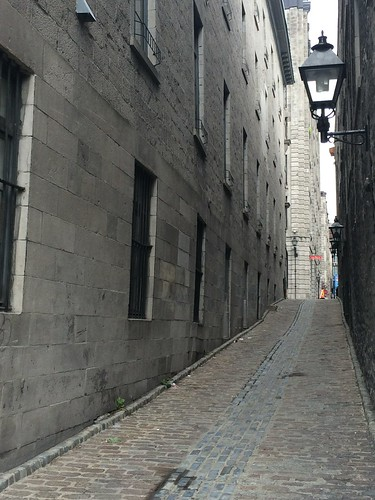 Montreal Laneway