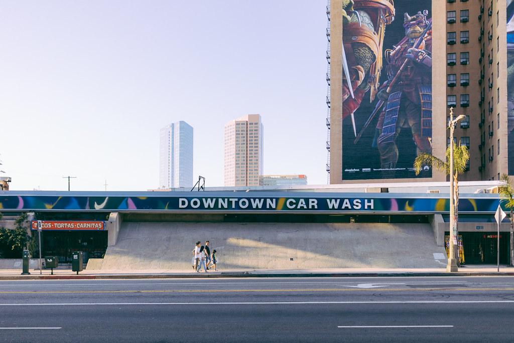 Mcs olympic car wash