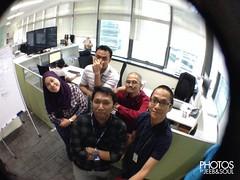Pre-Raya @ Office