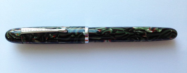 "Review: Noodler's Neponset Fountain Pen - Music ""Vishnu"" Nib"