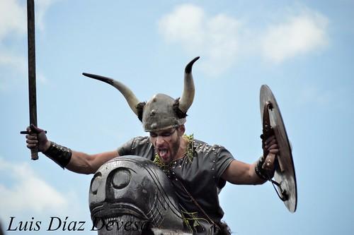 Desembarco Vikingo 2014