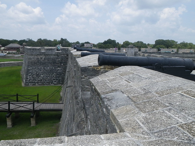 Castillo cannons