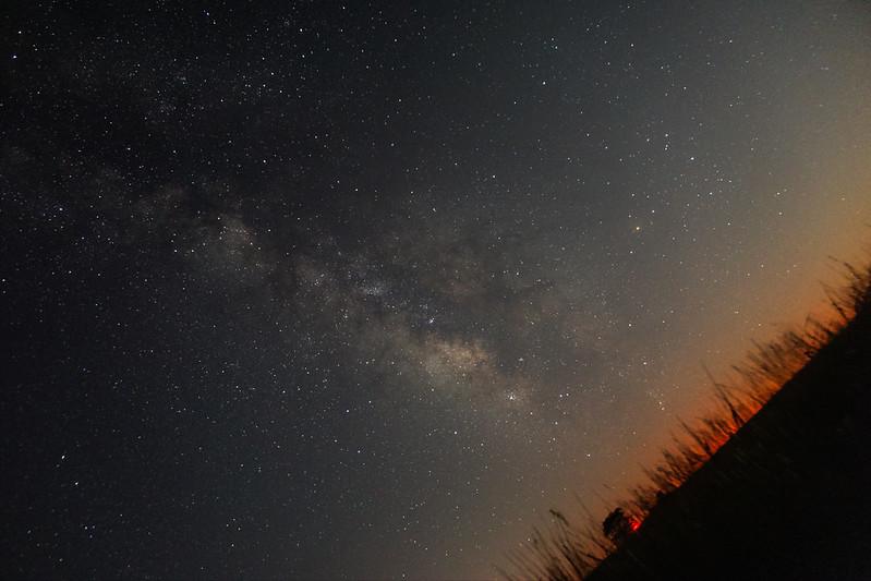 Milky Way 16mm - 7x10sec ISO3200-1