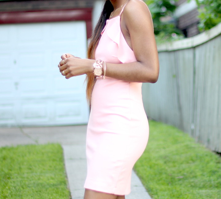 Coral Dress 5