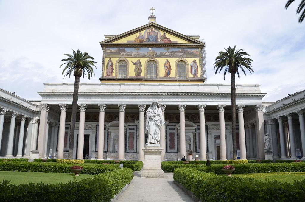 San Pablo Extramuros