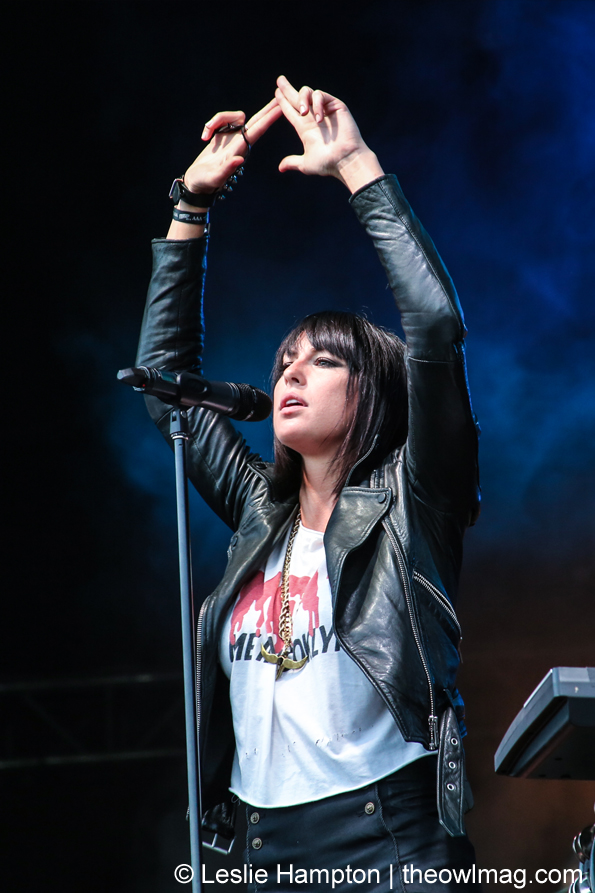 Phantogram @ First City Festival 2014, Saturday