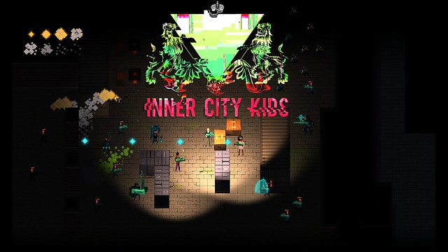 Inner City Kids on PS Vita