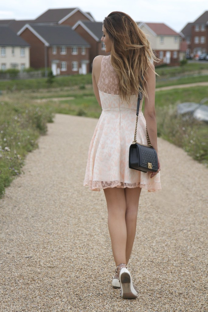 Girly Lace Dress