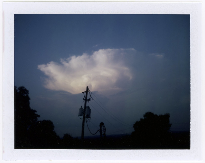 Storm over BG