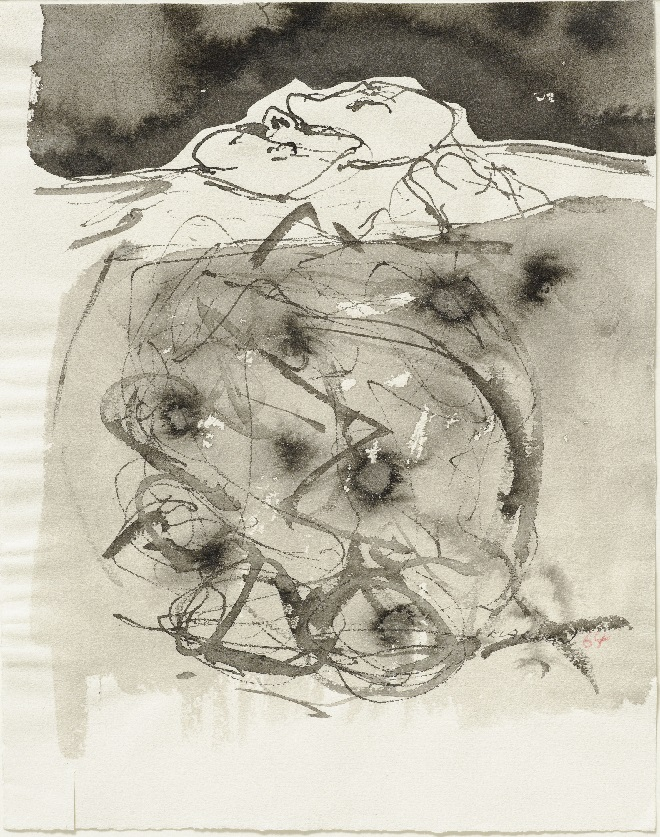 Untitled, 1964 - Marwan
