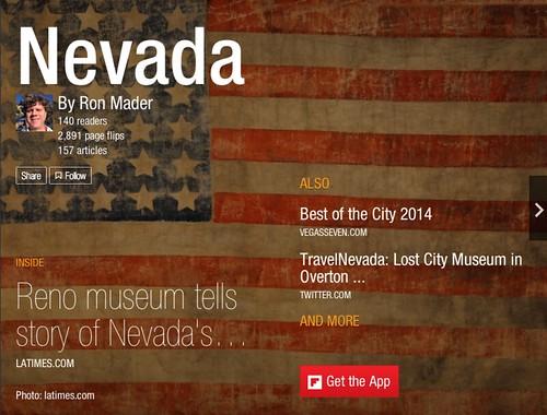 Nevada #Flipboard 08.2014