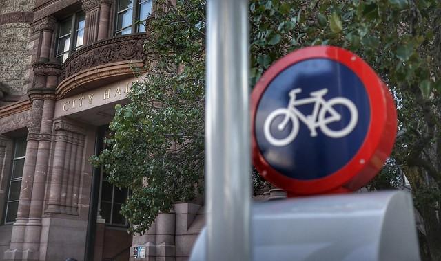 Cincinnati Red Bikes