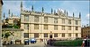 Radcliffe Square / Bodleian / analogue pano