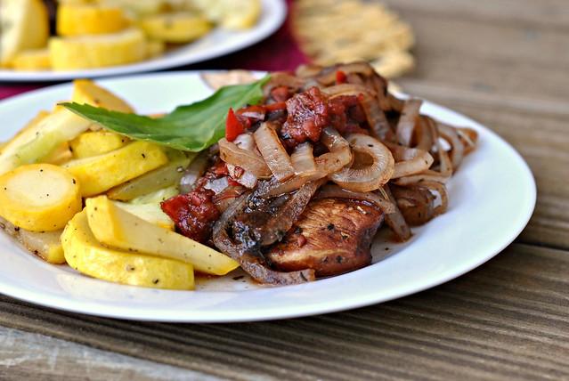 Braised Balsamic Chicken 2
