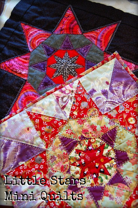 Two Star Quilts Title