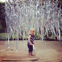 Zoe in the Wish Garden at the Cornerstone Gardens in Sonoma insta