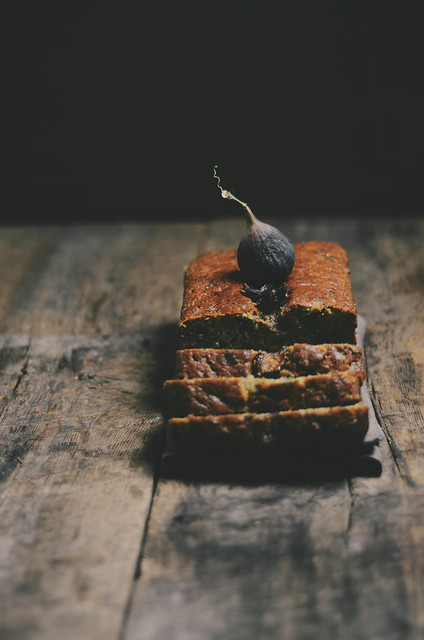 fig and zucchini bread #dessert #wheat #foodphotography #foodstyling #zucchinibread #baking