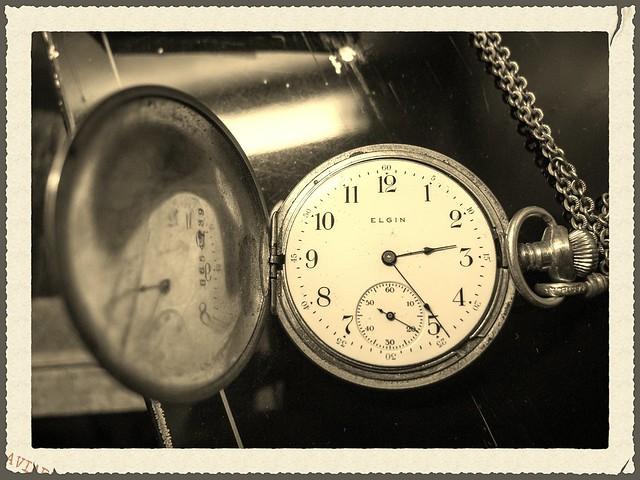 Eligin Pocket Watch