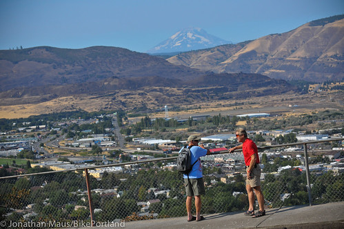 Cycle Oregon 2014 - Day 0 The Dalles-6