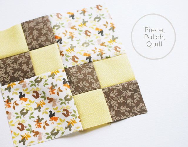 Piece Patch Quilt