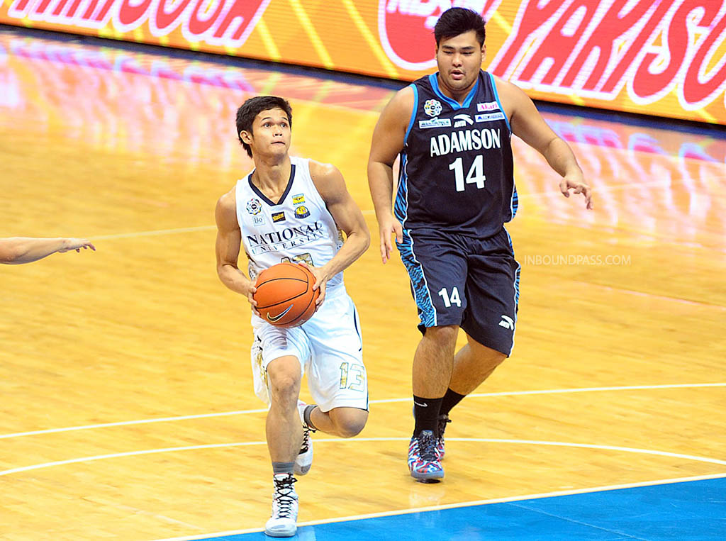 UAAP Season 77: NU Bulldogs vs. Adamson Falcons, Aug. 20