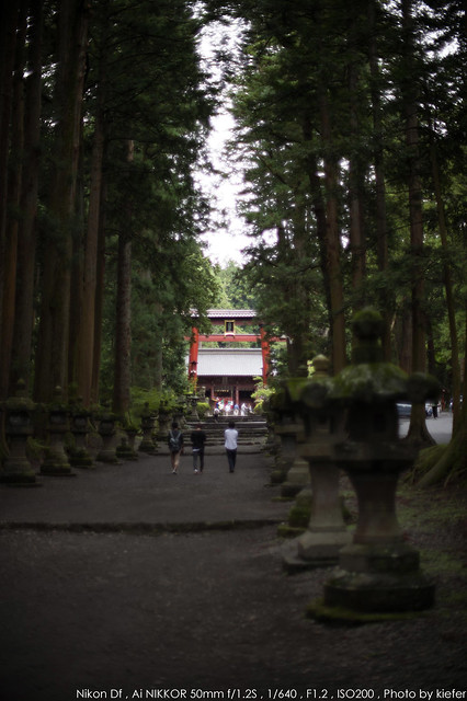 写真会合宿3日目 -富士浅間神社-