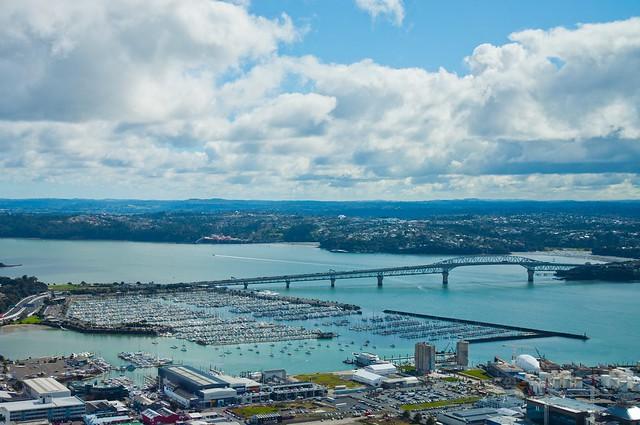 Auckland bay