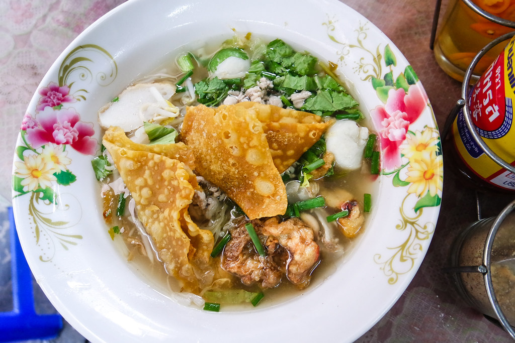 On Nut: Fishball Noodle