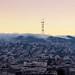 San Francisco with a blanket of Karl by jonokane