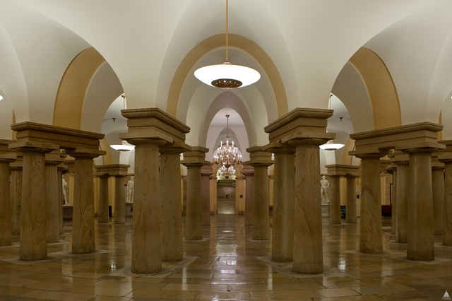 Crypt in Capitol