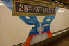 28th Street & Broadway station