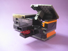 Small Starfighter – Step 2