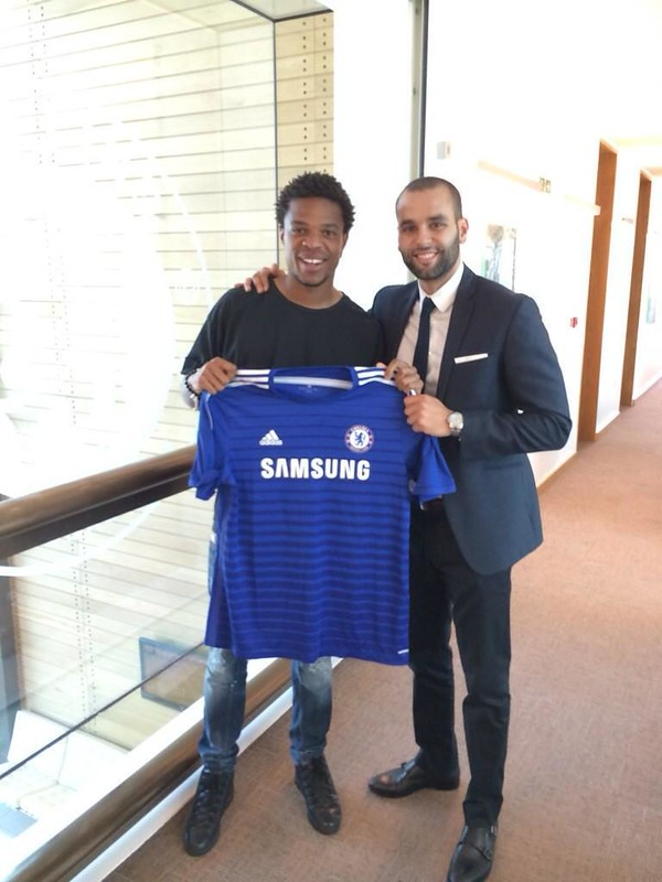Loic Remy joins Chelsea