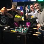 Casinoliigan pöytäfutis saatu taas pääökseen. Tällä kertaa Happy Fishy otti voiton ja Helsingin Maalitehdas tuli toiseksi. #casinohelsinki #pöytäfudis #helsinki