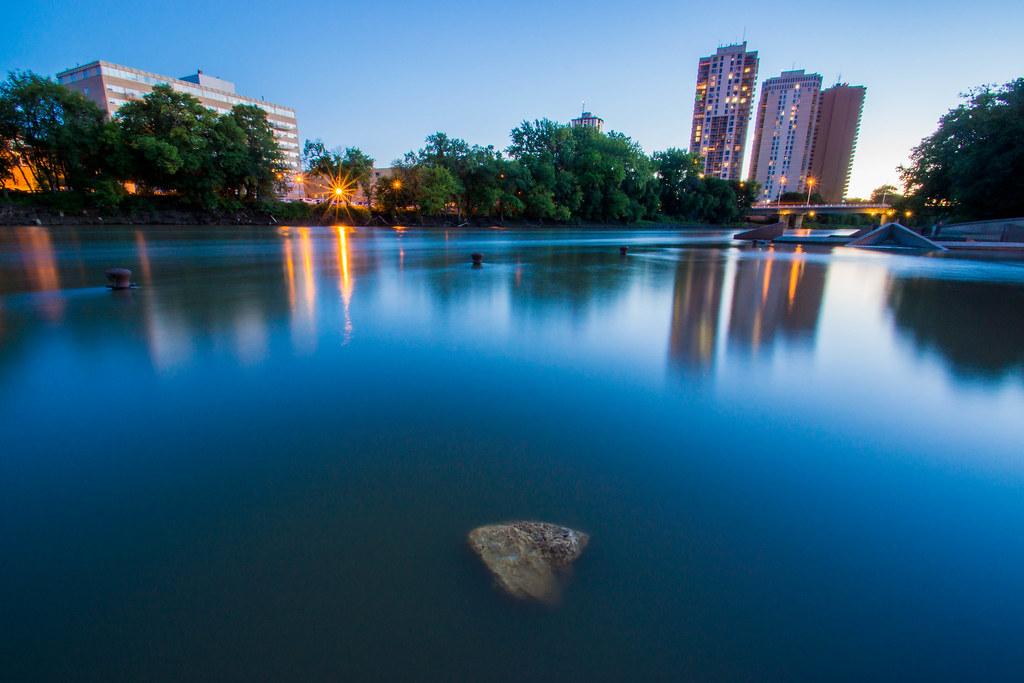 Assiniboine River Winnipeg