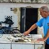 #Fishermen in Vila Velha, #Brazil pull the #boats on the #beach to clean & sell their #fish. #fishing #fresh #VilaVelha #brasil #market #nikon #nikonphotographer #travel