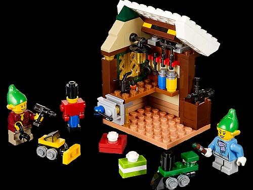 LEGO Seasonal 40106
