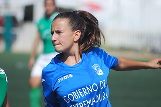 La Cruz Villanueva vs Extremadura FCF