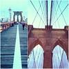 Brooklyn Bridge has been crossed.