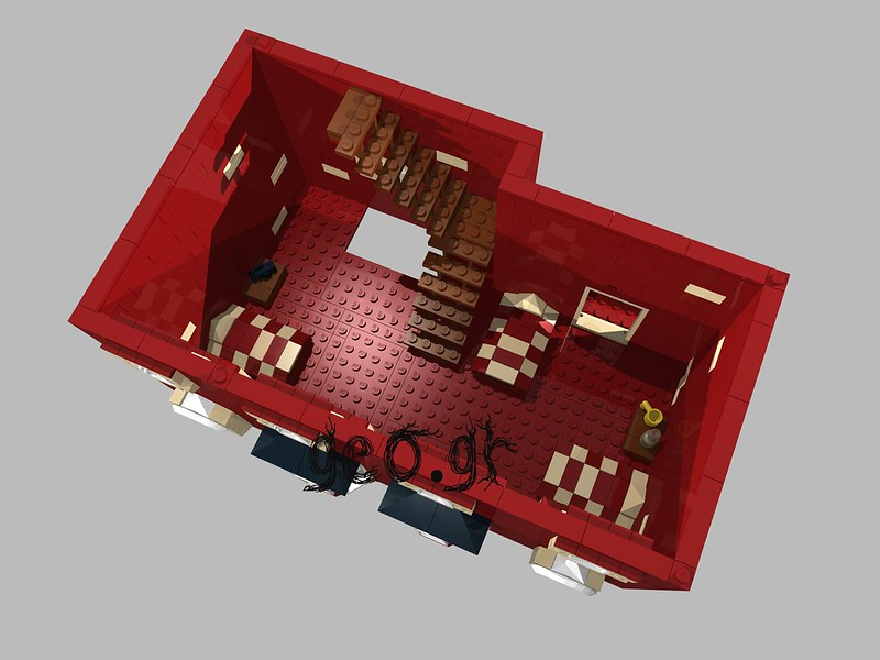 [Digital MOC]:Modular Bloomsbury House 15114010037_e8c0f5ddb4_c