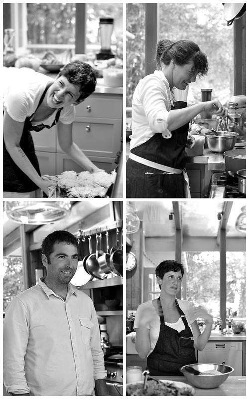 Huckleberry Cookbook Brunch with Zoe Nathan Loeb