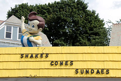 Shakes Cones Sundaes