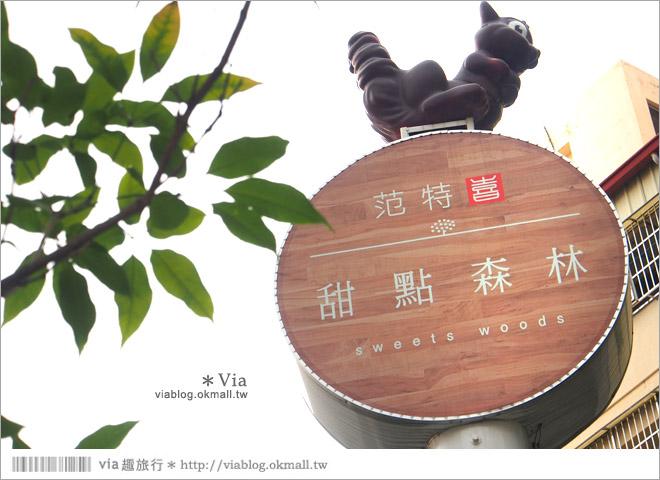 【台中下午茶推薦】甜點森林|Wilson's English Afternoon Tea英式下午茶~好味推薦!9